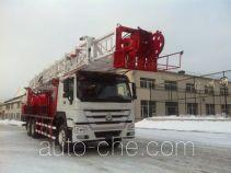 THpetro Tongshi THS5330TBJ4 snubbing truck