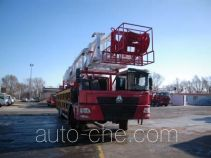 THpetro Tongshi THS5340TXJ4 well-workover rig truck