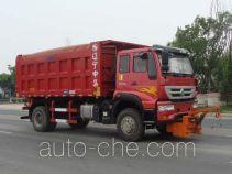 CIMC Tonghua THT5160TCXZZ snow remover truck