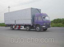 CIMC Tonghua THT5161XYK автофургон с подъемными бортами (фургон-бабочка)