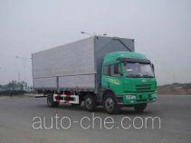 CIMC Tonghua THT5210XYK автофургон с подъемными бортами (фургон-бабочка)