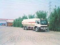CIMC Tonghua THT5221GJY fuel tank truck
