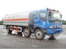 CIMC Tonghua THT5243GHY01BJ chemical liquid tank truck