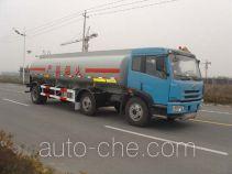 CIMC Tonghua THT5250GHY chemical liquid tank truck