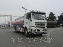 CIMC Tonghua THT5250GYYSX oil tank truck