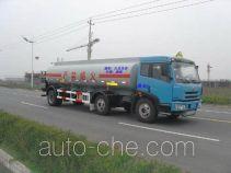 CIMC Tonghua THT5251GHYCA chemical liquid tank truck