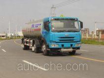 CIMC Tonghua THT5251GJYCA fuel tank truck