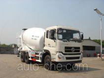 CIMC Tonghua THT5252GJB11B concrete mixer truck