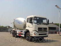 通华牌THT5252GJB11B型混凝土搅拌运输车