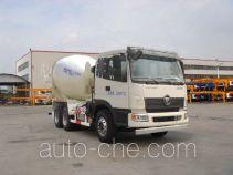 通华牌THT5255GJB11A型混凝土搅拌运输车