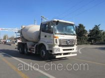 CIMC Tonghua THT5255GJB11B concrete mixer truck