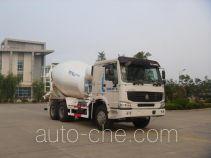 通华牌THT5256GJB11A型混凝土搅拌运输车