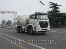 通华牌THT5256GJB11C型混凝土搅拌运输车