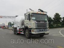 通华牌THT5258GJB13A型混凝土搅拌运输车