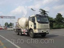 通华牌THT5259GJB11A型混凝土搅拌运输车