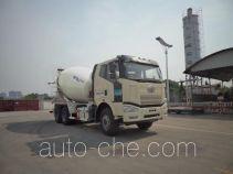 通华牌THT5259GJB12A型混凝土搅拌运输车