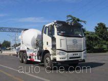 通华牌THT5259GJB13A型混凝土搅拌运输车