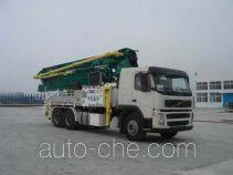 CIMC Tonghua THT5290THB concrete pump truck