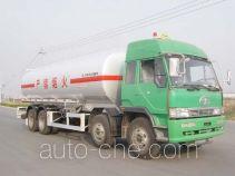CIMC Tonghua THT5311GHY chemical liquid tank truck