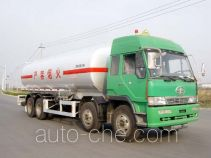 CIMC Tonghua THT5311GJY fuel tank truck