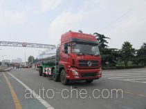 CIMC Tonghua THT5311GSYDF edible oil transport tank truck