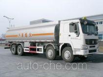 CIMC Tonghua THT5312GJY01ZZ fuel tank truck