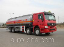 CIMC Tonghua THT5312GYY01ZZ oil tank truck