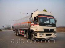 CIMC Tonghua THT5313GHYBJ chemical liquid tank truck