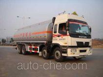 CIMC Tonghua THT5313GJY01BJ fuel tank truck