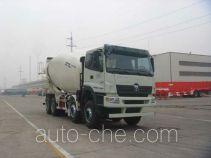 CIMC Tonghua THT5315GJB11A concrete mixer truck