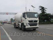 CIMC Tonghua THT5316GJB11B concrete mixer truck