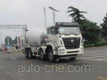 通华牌THT5316GJB11C型混凝土搅拌运输车
