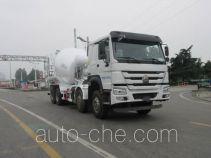 通华牌THT5316GJB13A型混凝土搅拌运输车