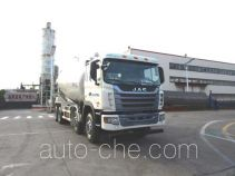 CIMC Tonghua THT5318GJB11A concrete mixer truck