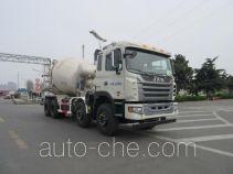 通华牌THT5318GJB13A型混凝土搅拌运输车