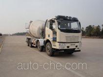 通华牌THT5319GJB11B型混凝土搅拌运输车
