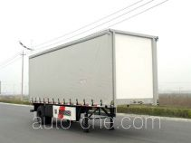 CIMC Tonghua THT9100XXY box body van trailer