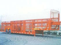 CIMC Tonghua THT9172TCL01 vehicle transport trailer