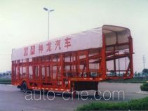 CIMC Tonghua THT9175TCL vehicle transport trailer