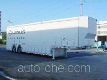 CIMC Tonghua THT9180TCL vehicle transport trailer