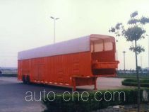 CIMC Tonghua THT9191TCL vehicle transport trailer
