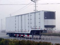 CIMC Tonghua THT9191XLC refrigerated trailer