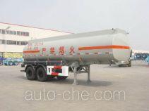CIMC Tonghua THT9230GHY chemical liquid tank trailer