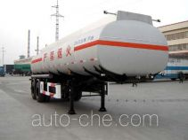 CIMC Tonghua THT9240GYY01 oil tank trailer