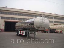CIMC Tonghua THT9270GYS liquid food transport tank trailer