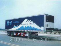 CIMC Tonghua THT9270XLC refrigerated trailer