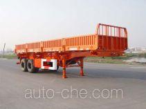 CIMC Tonghua THT9280ZZX dump trailer