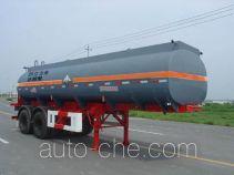 通华牌THT9282GHY型化工液体运输半挂车