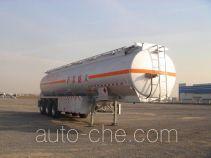 CIMC Tonghua THT9290GRYD flammable liquid aluminum tank trailer