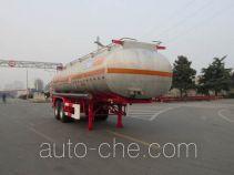 CIMC Tonghua THT9290GRYHA flammable liquid tank trailer